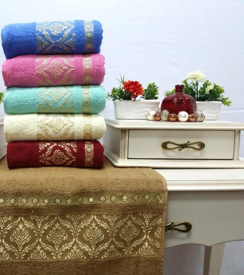 Комплекты полотенец в подарок фото 34